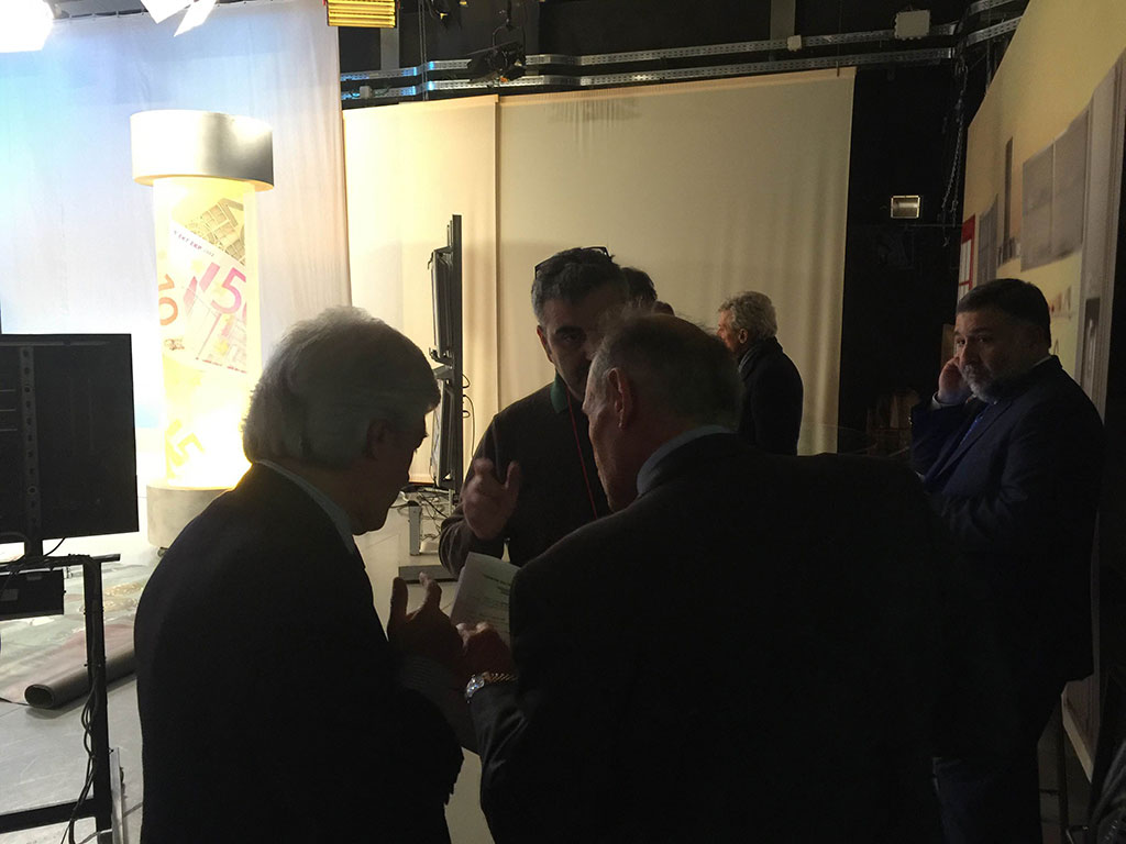 2016-02-17 Aldo Romanini Segretario Generale Assimpresa Trasmissione Telelombardia FORUM PMI (2)