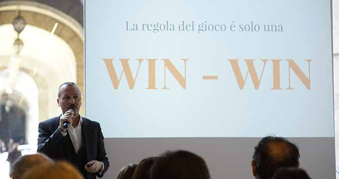 Donato Cremonesi, Responsabile Marketing E Comunicazione Assimpresa
