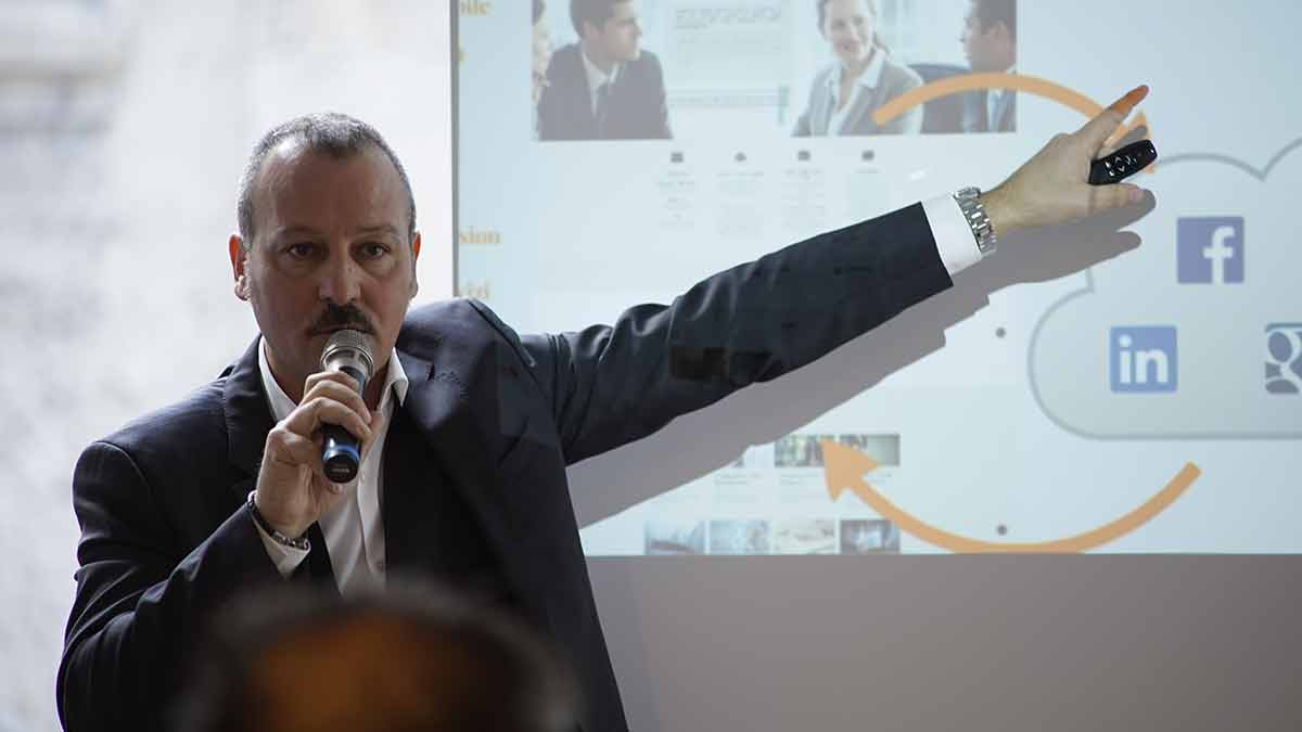 Donato Cremonesi Responsabile Marketing E Comunicazione Assimpresa