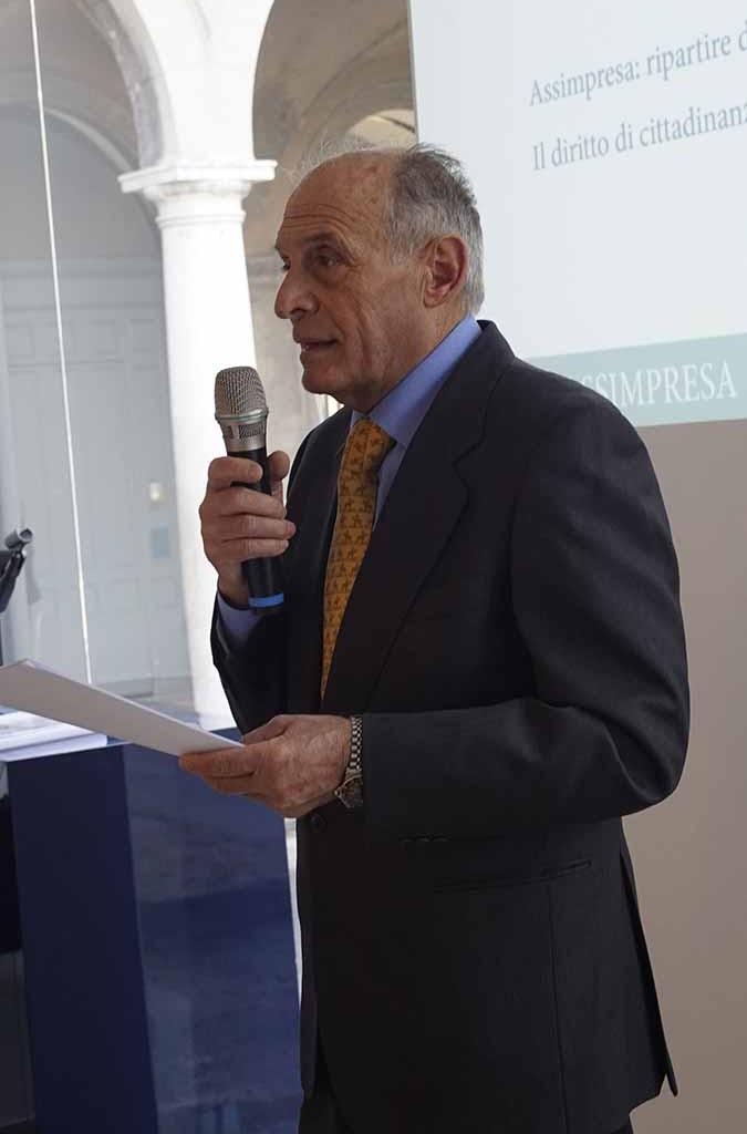 Dr Aldo Romanini Segretario Nazionale Assimpresa (3)