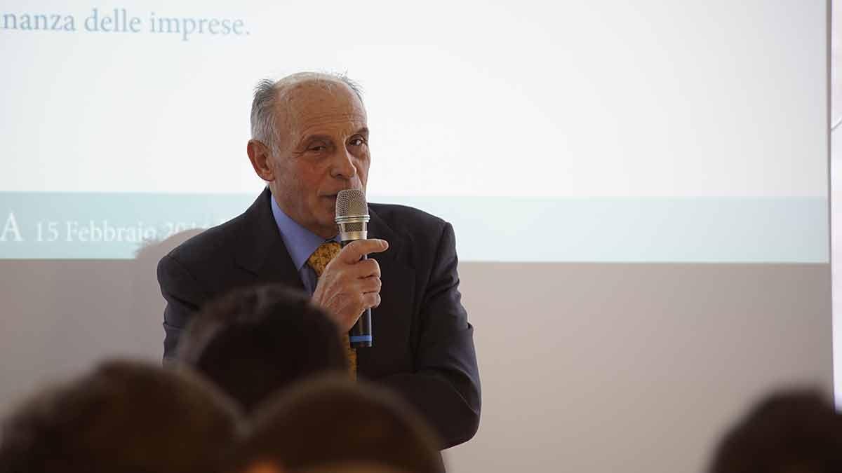 Dr. Aldo Romanini, Segretario Nazionale Assimpresa