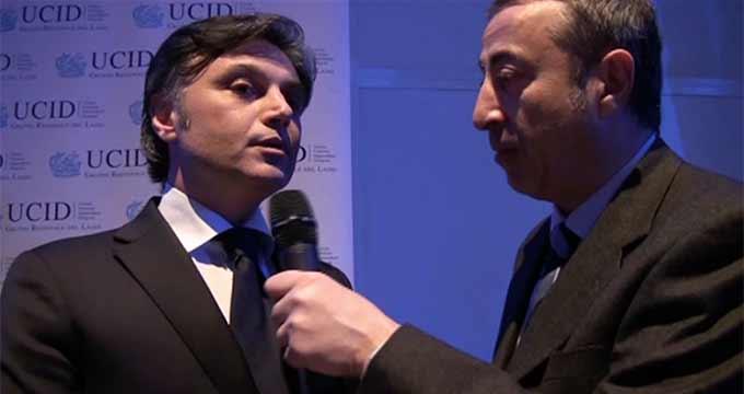 Antonio Fortuna Ospite Alla Serata Ucid A Roma