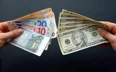 Euro USD 1