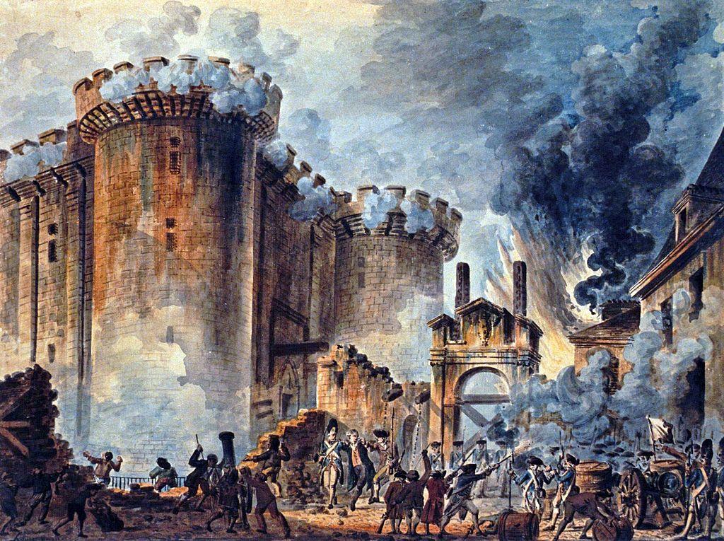 Le Ragioni Del 14 Luglio (francese) E Il Popolo Italiano