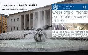 ESORDIO DELLA MONETA SCRITTURALE NELLE AULE DI GIUSTIZIA