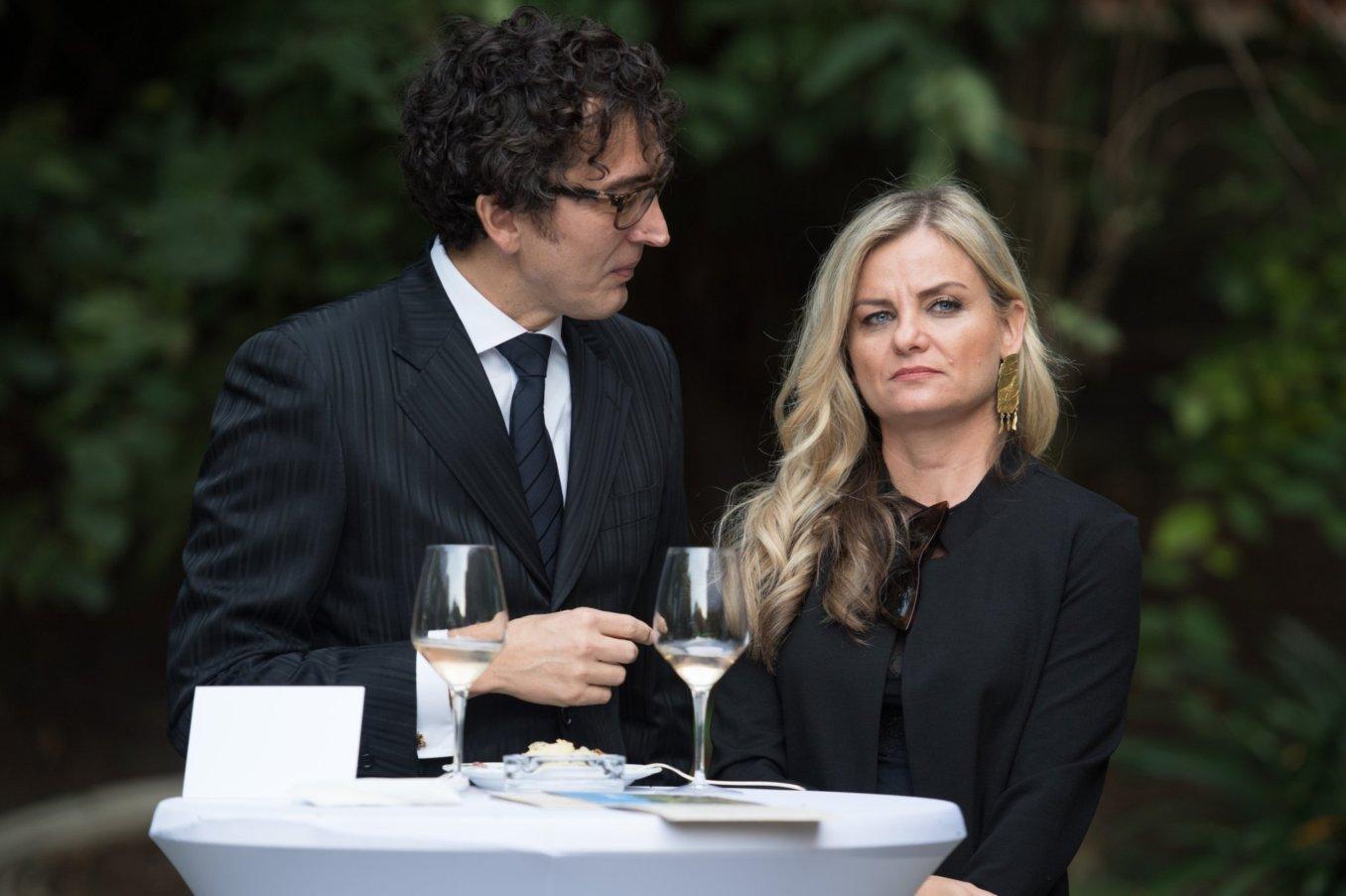 Massimo Franchi E Barbara Rainieri